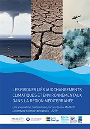 les risques liés aux changements climatiques
